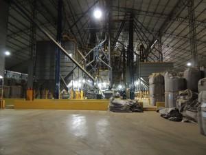 один из свременных  заводов по переработке